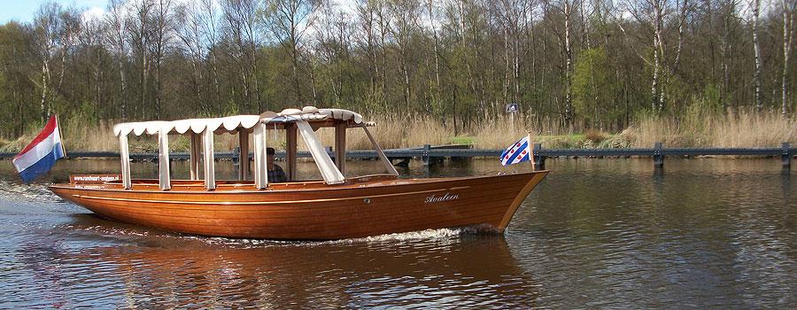 privé boottocht met schipper
